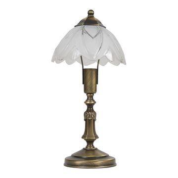 Lampa gabinetowa biurkowa icarus patyna l