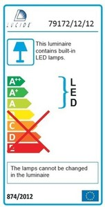 Lucide GENTLY-LED 79172/12/12 small 2