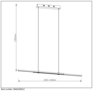 Lucide EXTENSI 36414/40/12 small 1