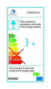 Lucide TWINNY-LED 17990/20/12 small 2