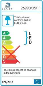 Lucide XANTO-LED 26993/05/11 small 2