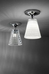 Lampa wisząca Fabbian Flow D87 5W 12cm - Biały - D87 A01 01 small 1