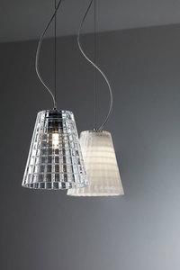 Lampa wisząca Fabbian Flow D87 5W 12cm - Biały - D87 A01 01 small 2