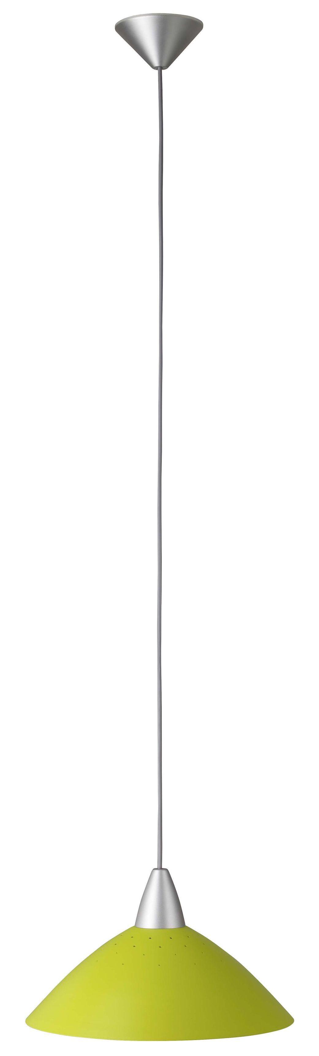 LOGO Zielona lampa wisząca