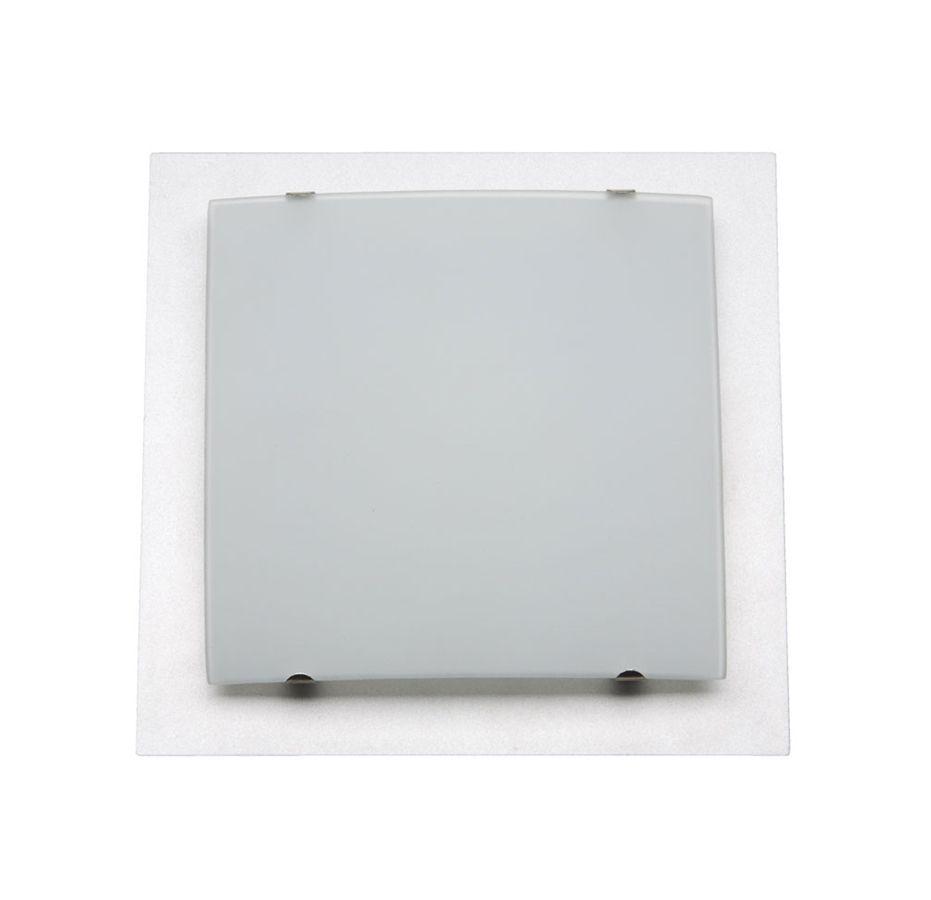 SQUARE Szary plafon (kwadrat 190 mm)