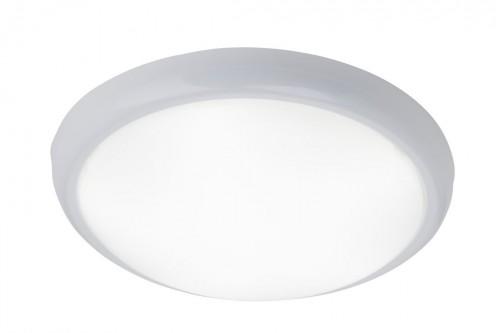 VIGOR Biały plafon okrągły (330 mm)