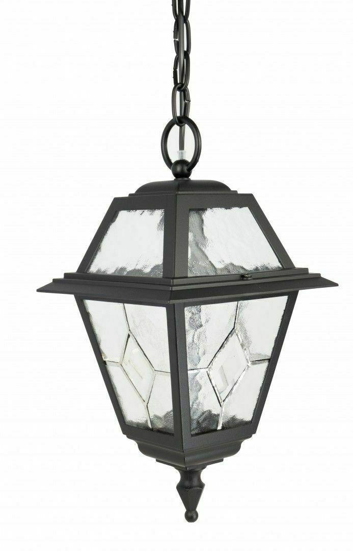 Lampa Wisząca Zewnętrzna Witraż K 10181n
