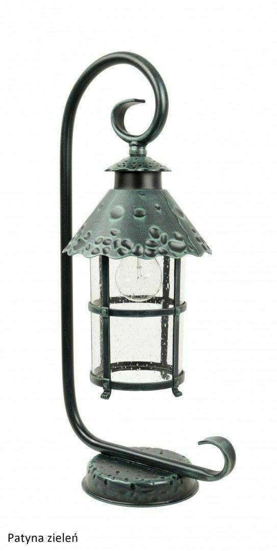 Lampa ogrodowa na stojaczku (54cm) - Toledo K 4011/1/R