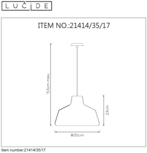 Lucide NEIL 21414/35/17 small 1