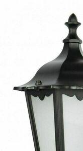 Lampa ogrodowa Retro Classic K 5002/3 (87 cm) Vintage czarna small 6
