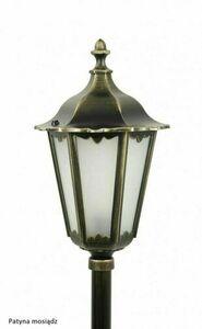 Lampa ogrodowa Retro Classic K 5002/3 (87 cm) Vintage czarna small 4