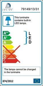 Lucide DEXTY LED 79195/36/61 small 3
