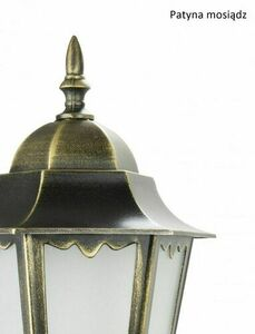 Lampa ogrodowa Retro Classic II K 5002/3 H (85 cm) small 1