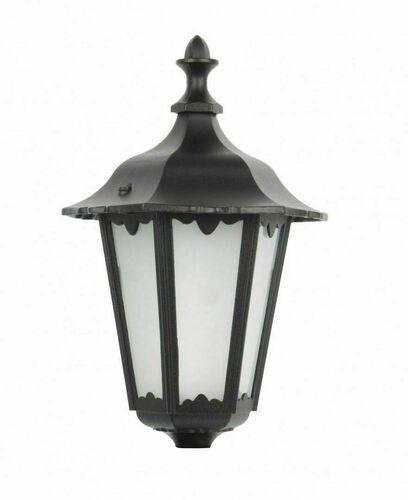 Lampa ogrodowa Retro Midi K 1018 M Vintage czarny