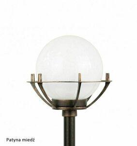 Lampa - kula z koszykiem stojąca ogrodowa (102 cm) - 200 K 5002/2/KPO  small 5