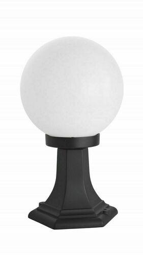 Latarenka ogrodowa stojąca z 1-punktową kulą (36cm) - K 4011/1/K 200