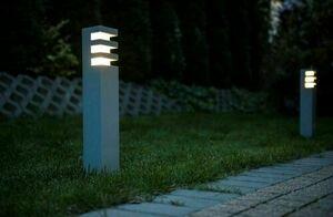 Lampa ogrodowa RADO 2 AL small 2