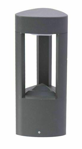 Słupek oświetleniowy LEDowy FAN GL 11201 LED ciemny popiel