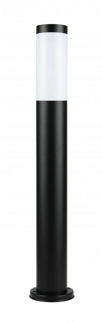 Nierdzewny słupek ogrodowy (65cm) - NOX BLACK