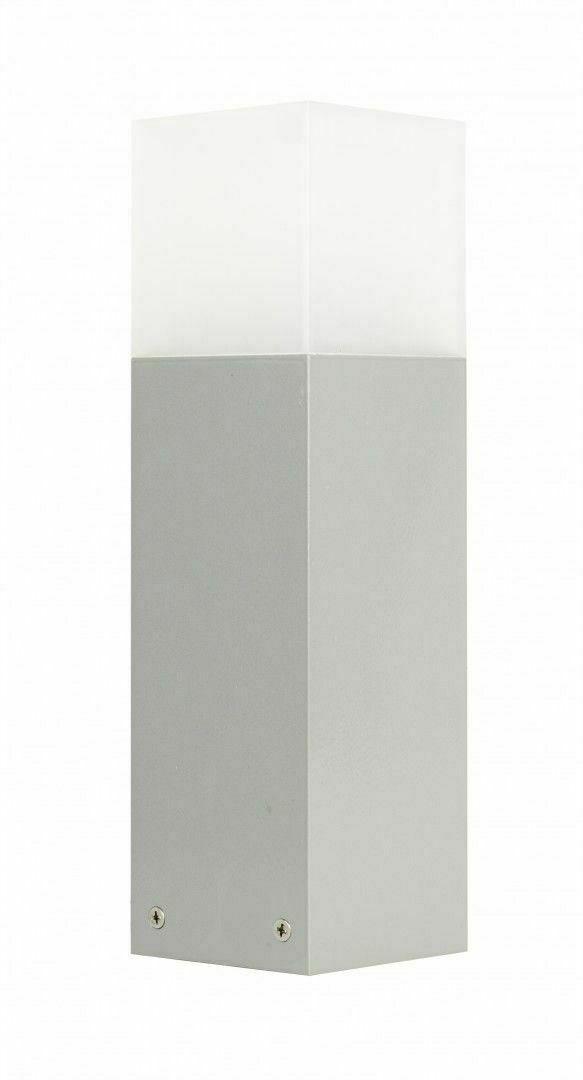 Lampa Ogrodowa Stojąca SUMA CUBE  aluminium 33 cm
