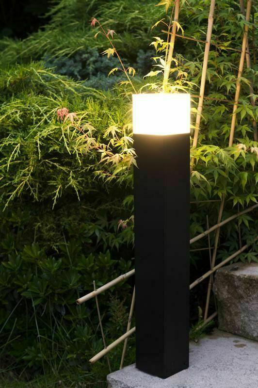 Lampa sufitowa zewnętrzna CUBE CB-S DG