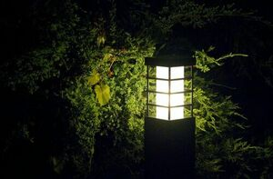 Lampa ogrodowa RADO II 2 AL small 1