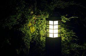 Lampa ogrodowa RADO II 2 BL small 4