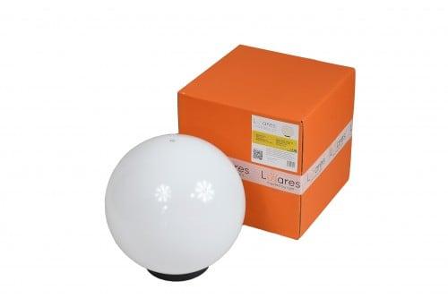 Nowoczesna Kula Ogrodowa Dekoracyjna - Luna Ball 30 cm