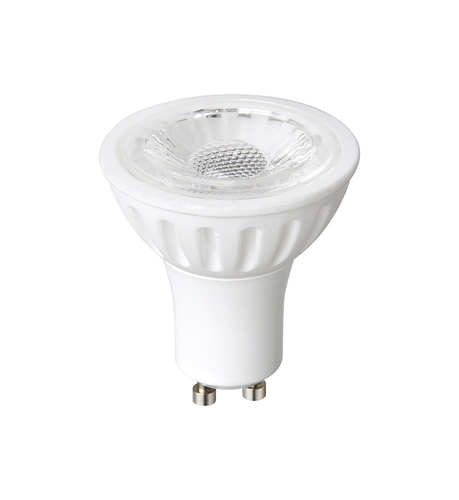 COB Żarówka LED GU10 6W Ściemnialna