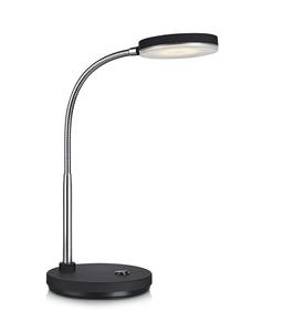 FLEX Stołowa 1L LED Biała/Chrom small 0