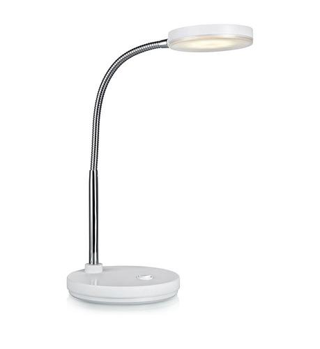 FLEX Stołowa 1L LED Czarny/Chrom