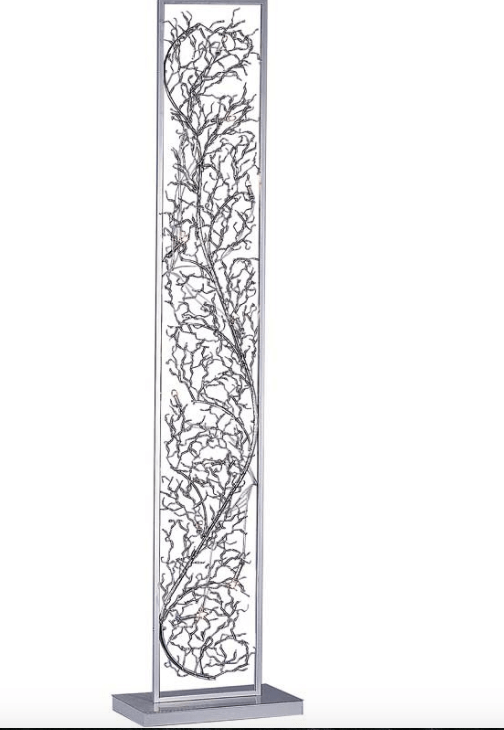Lampa stojąca Krzew