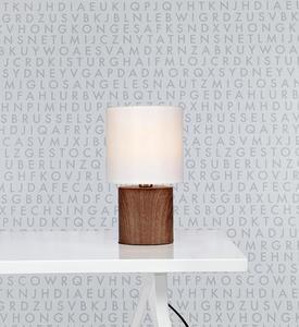 GOTHIA Stołowa 1L Drewno Nadruk/Biały
