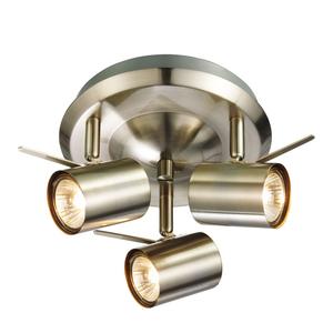 HYSSNA LED Sufitowa 3L Stalowy small 0