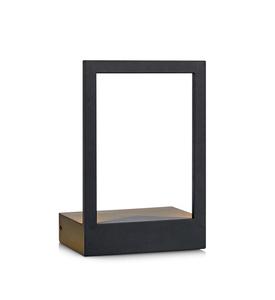 PABLO Kinkiet LED Czarny small 0