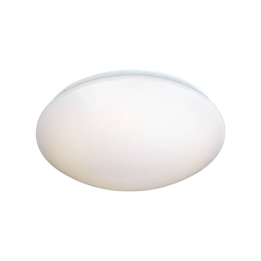 PLAIN Plafon 34cm LED Biały
