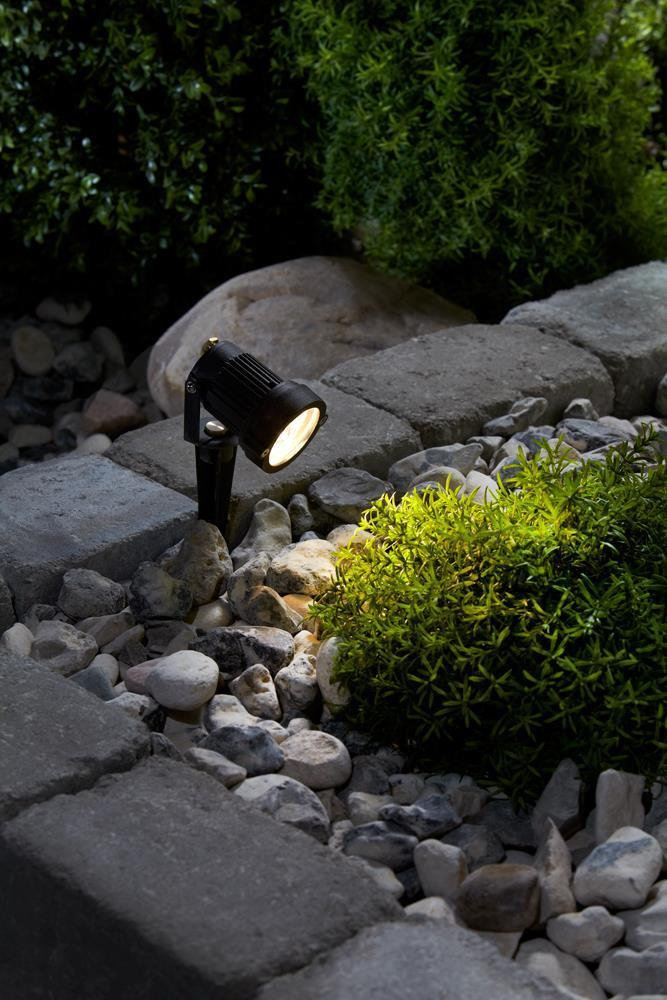 TRÄDGÅRD Reflektor  3x1W