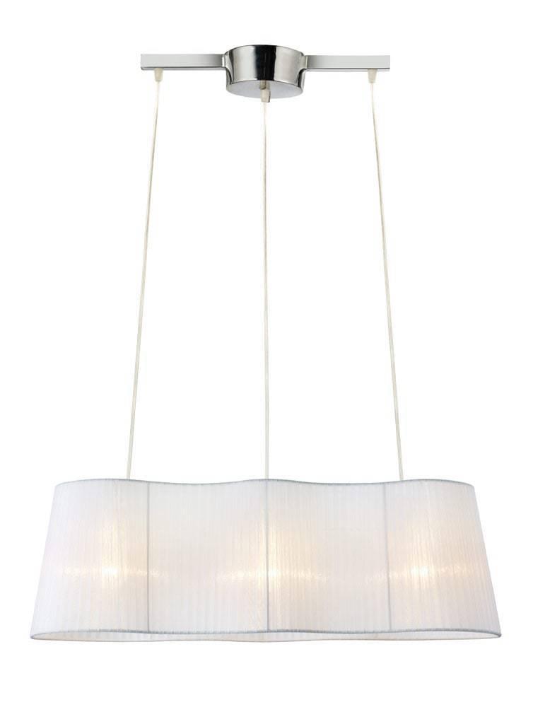 VISINGSÖ Wisząca 3L 76,5cm Biały
