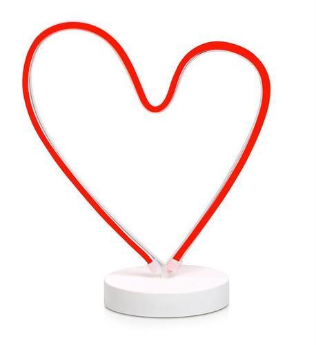 Lampka dekoracyjna SERDUCHO dla zakochanych