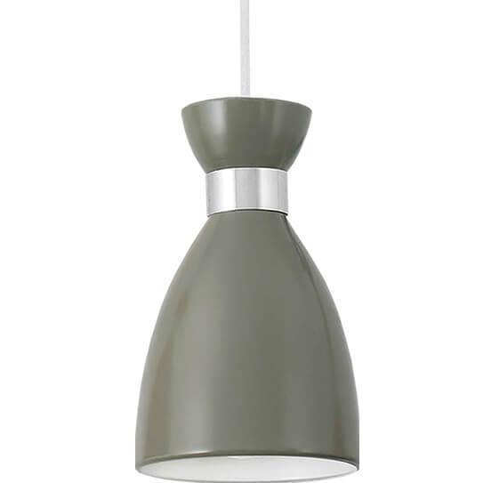 Zielono-niebieska Metalowa Lampa Wisząca Annabel