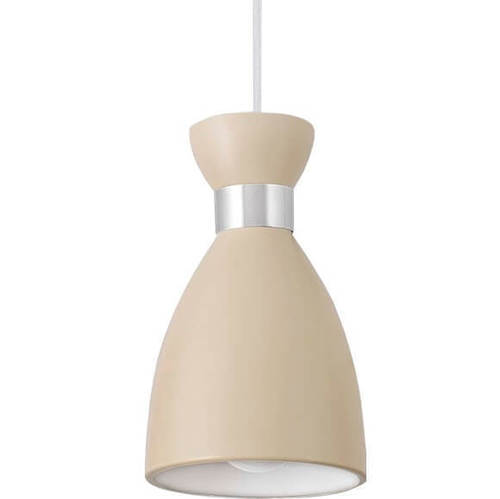 Beżowa Lampa Wisząca Sheila