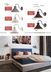 Lampa Chiny Kinkiet small 1