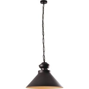 Czarno-złota Metalowa Lampa Dominika small 0