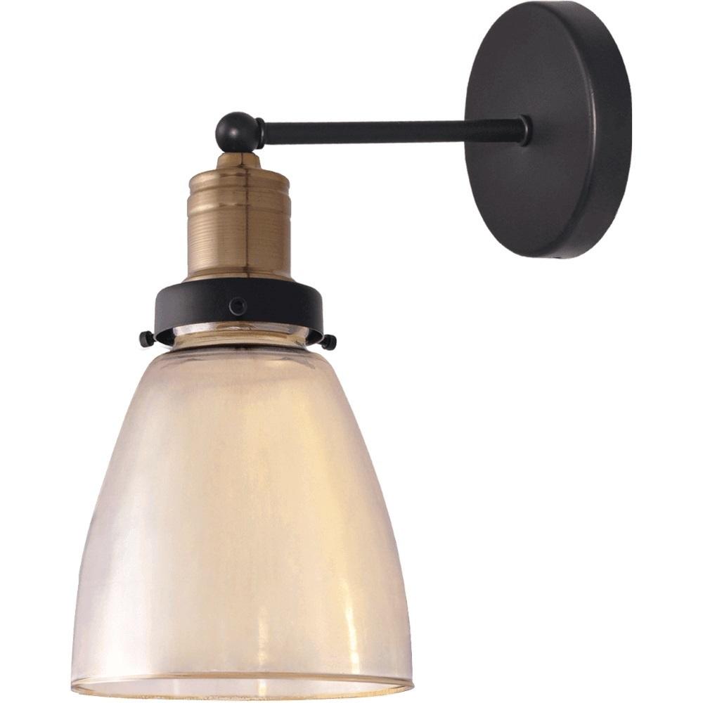 Ambre Szklana Lampa Wisząca May