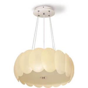 Beżowa Lampa Wisząca Brittany small 0