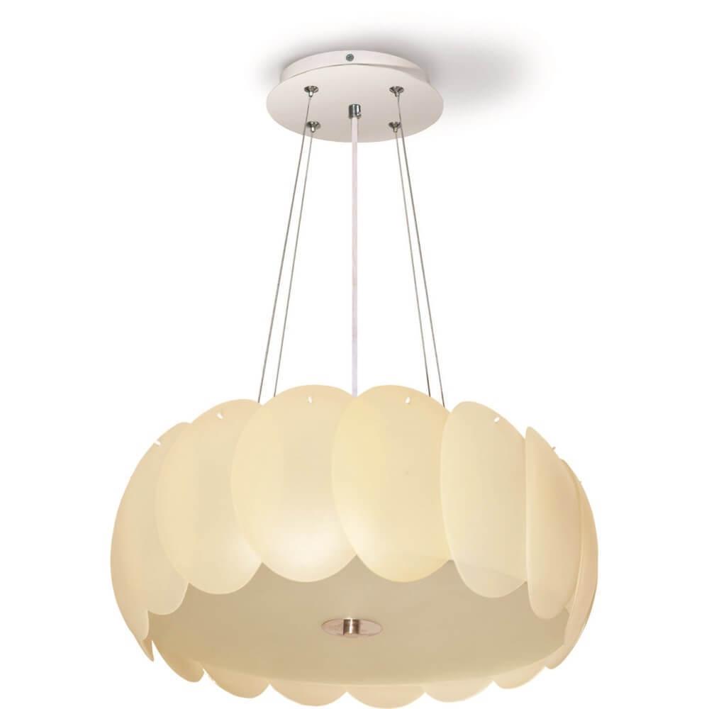 Beżowa Lampa Wisząca Brittany