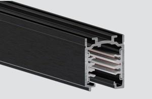 Szynoprzewód EUROSTANDARD PLUS dł. 300cm (RAL 9005) STUCCHI czarny small 0