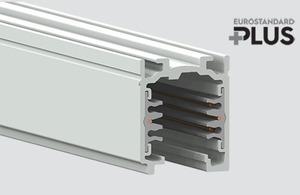 Szynoprzewód EUROSTANDARD PLUS dł. 100cm (EN5) aluminium