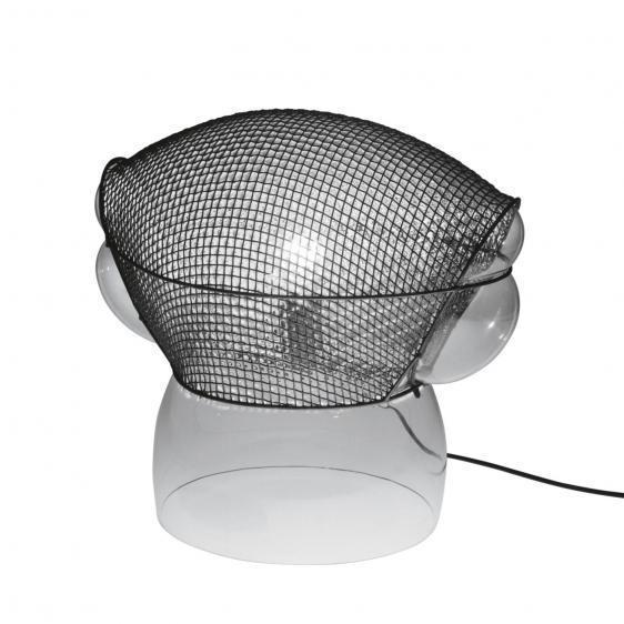 PATROCLO Artemide lampa stołowa biała