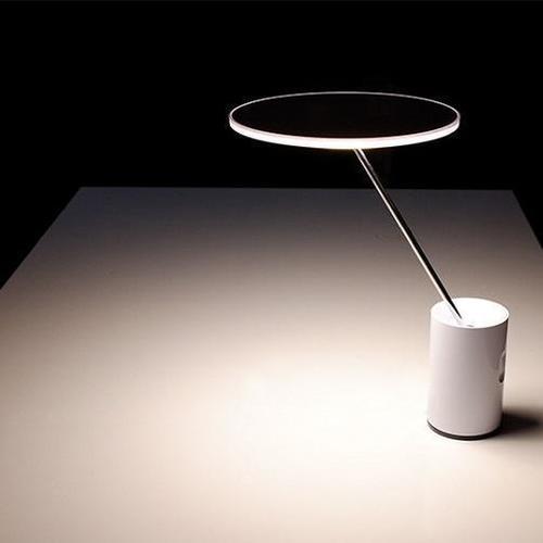 Artemide lampa stołowa SISIFO biała